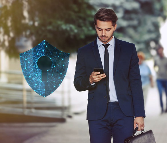 Connected services iot security